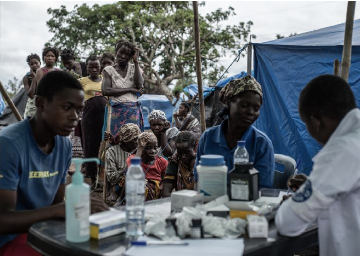 Doctors of the World / Rapid-Response Mozambique Cyclone