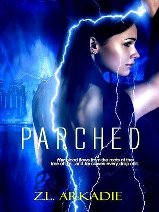 Parched by Z. L. Arkadie