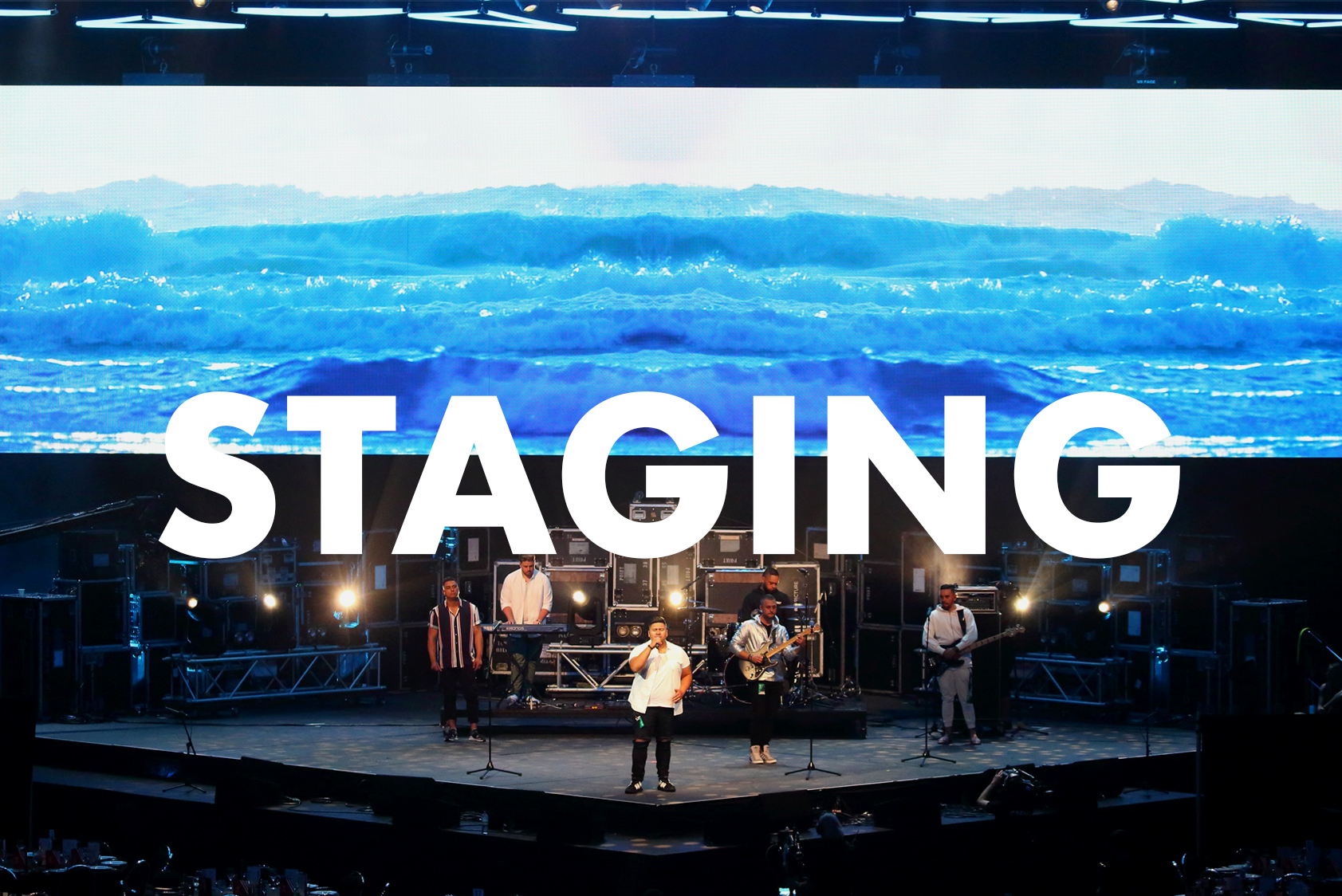 image staging ..