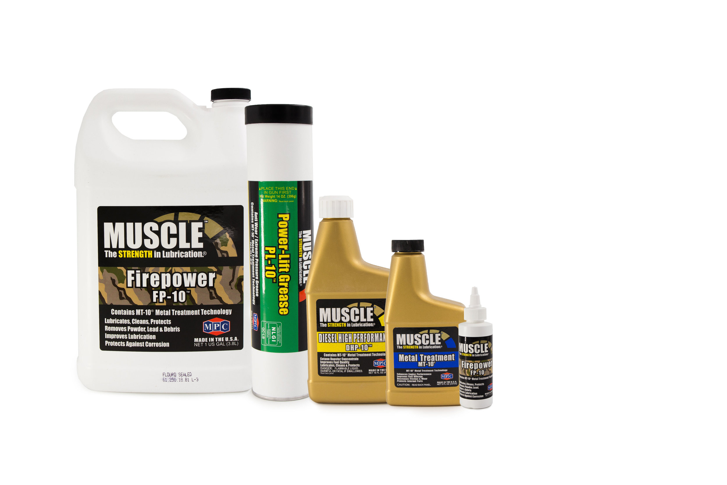 Powerful Products - Muscle Products Corp is a leading manufacturer of specialty lubricants, additives and greases.Our Store