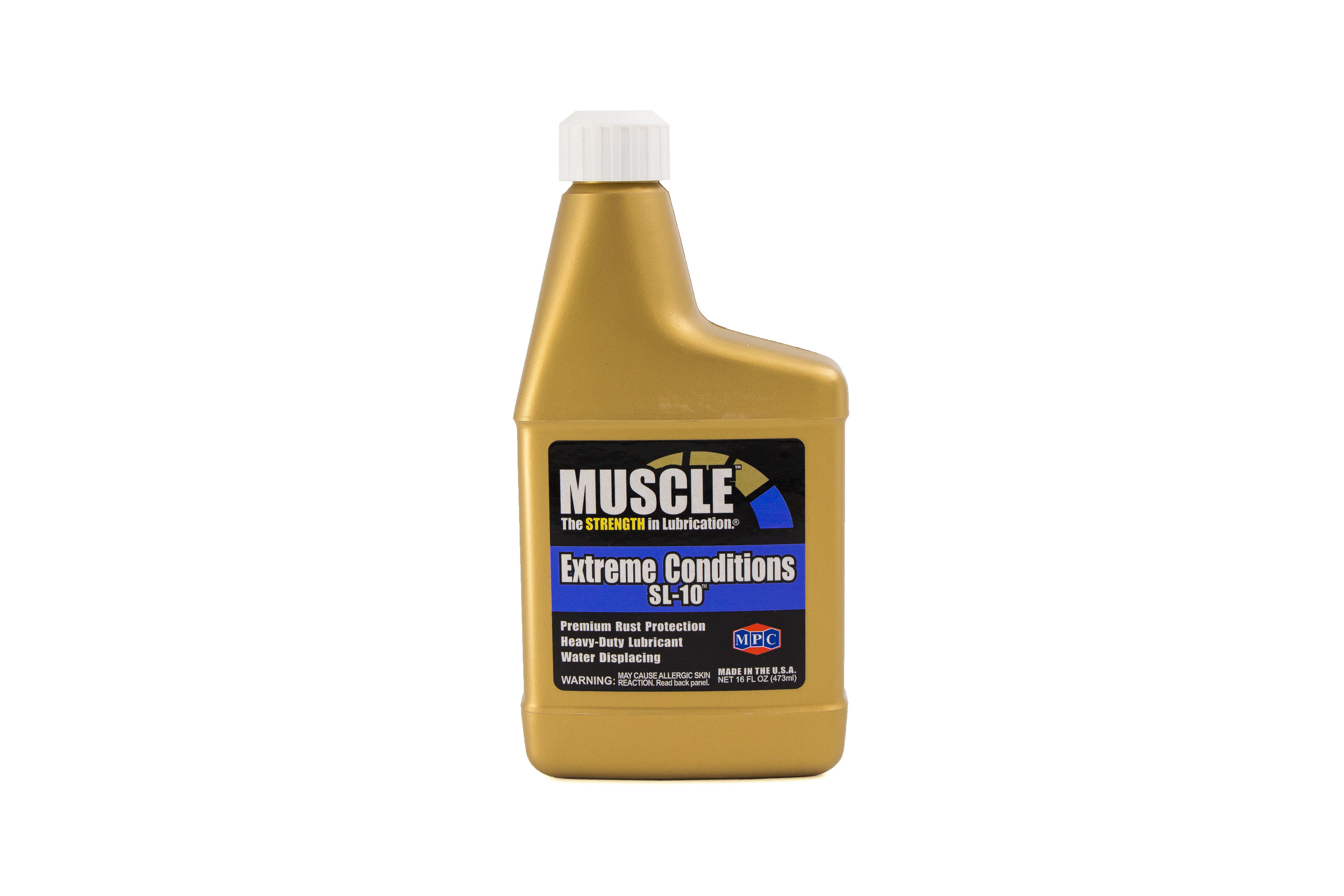 Extreme Conditions SL-10™  Extreme Conditions is a heavy-duty industrial lubricant designed to provide premium rust protection and  long-lasting lubrication.    Learn More >>