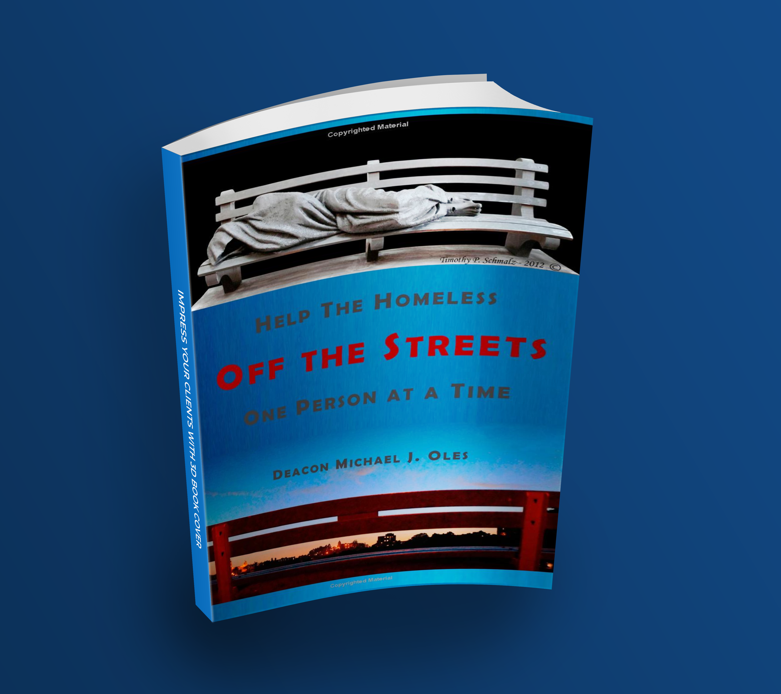 Get the Book! - The book gives an in-depth background to OFF THE STREETS, as well as a template for what's involved in forming an OFF THE STREETS chapter in your community.100% of profit goes towards security deposits for qualified homeless persons and families coming OFF THE STREETS.