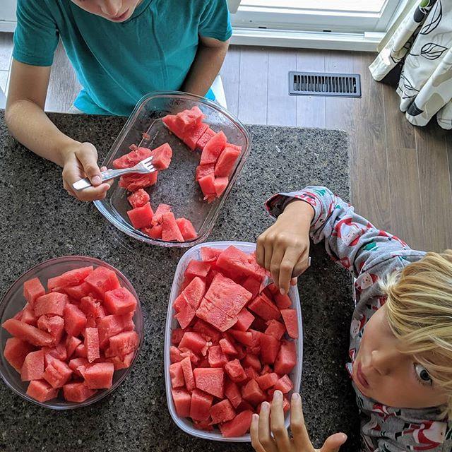 """Mom, what's for breakfast?"" #holisticnutritionist #boymom #leveragingwithlaura"