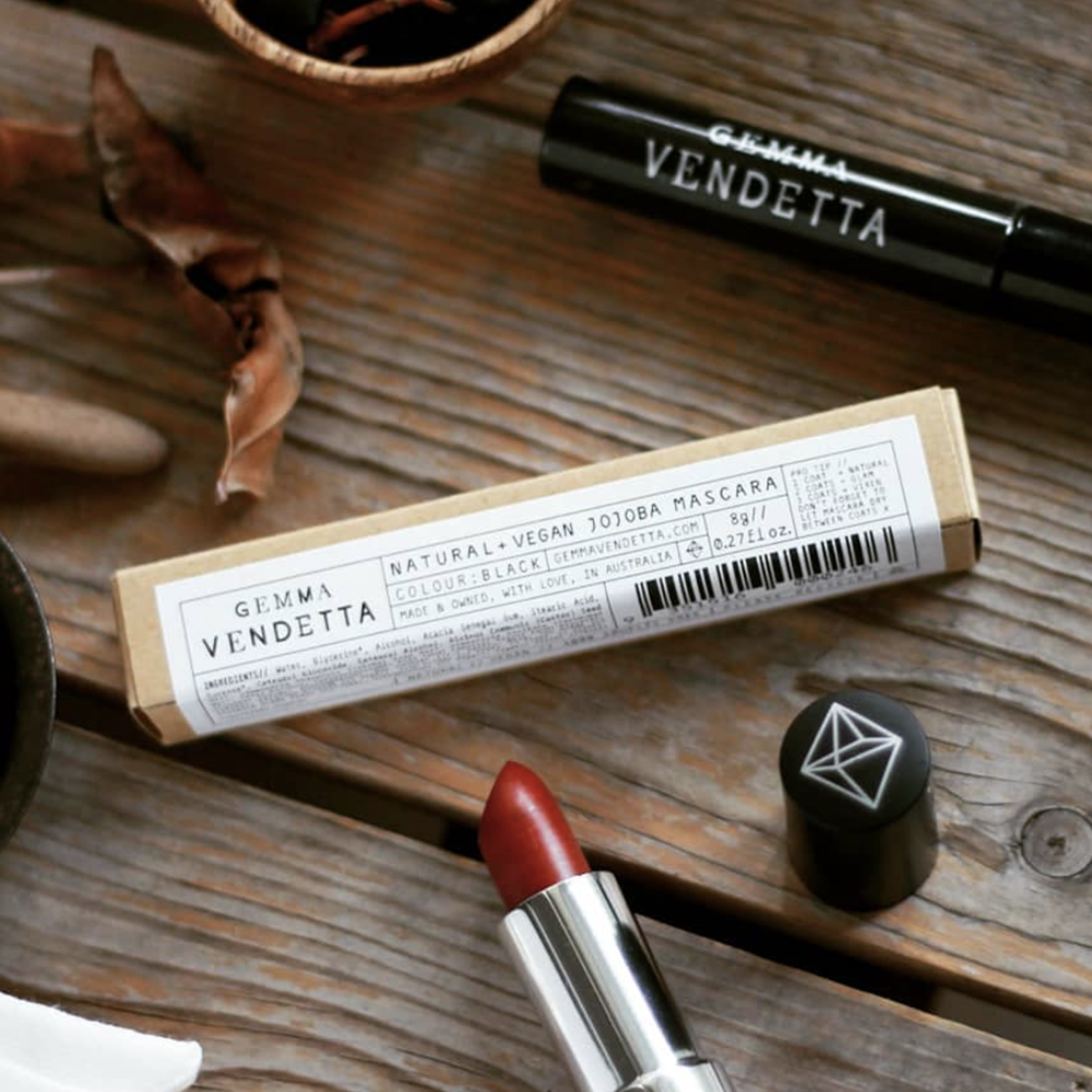 Gemma Vendetta Cosmetics