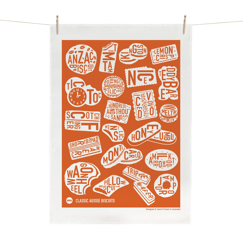 Burbia Tea Towels