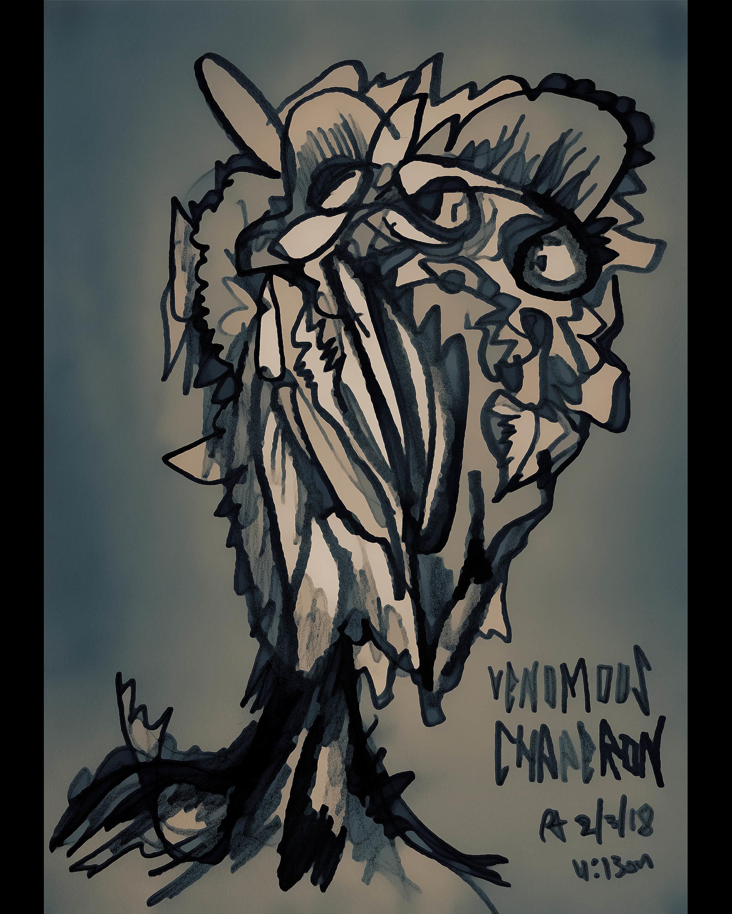 VENOMOUS CHAPERON