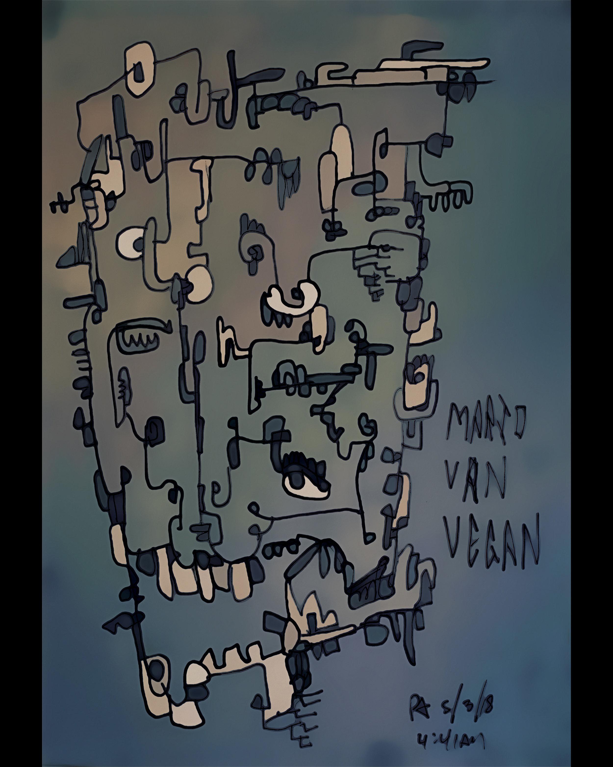 MARIO VAN VEGAN