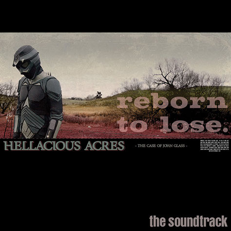 Hellacious Acres: The Case of John Glass • The Soundtrack