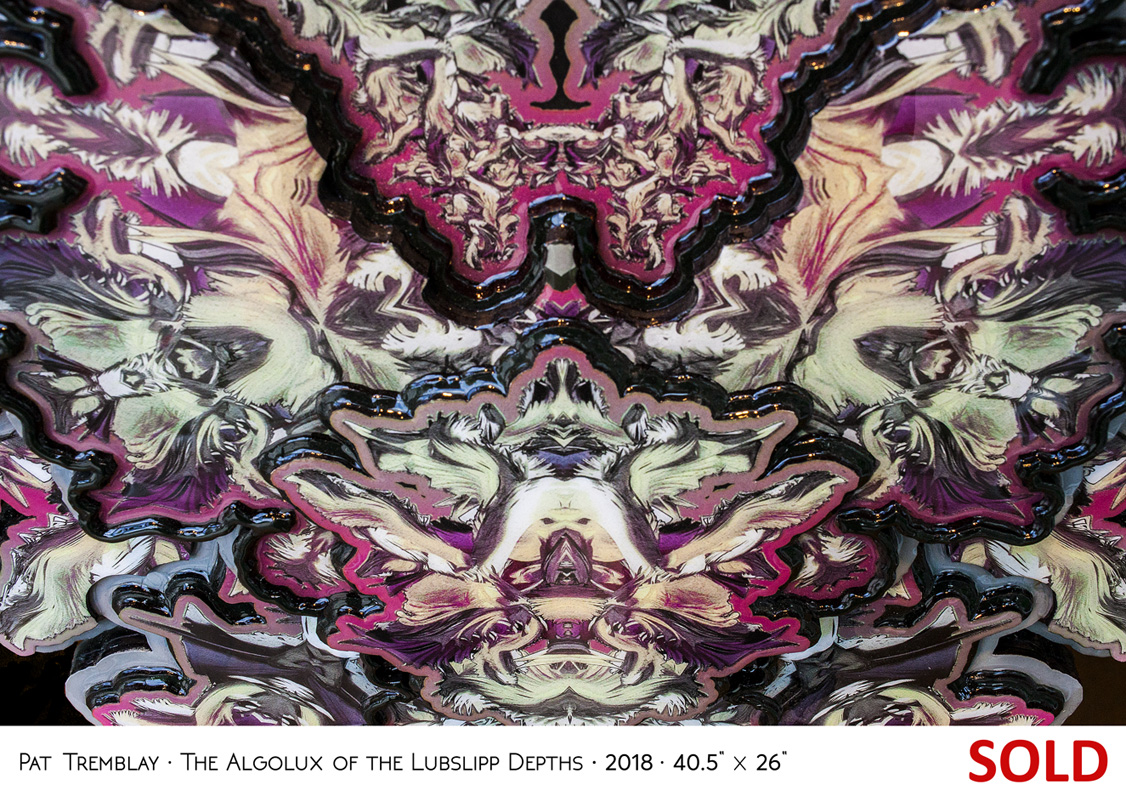 The Algolux of the Lubslipp Depths
