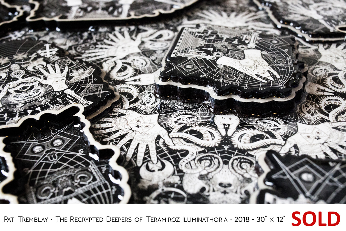 The Recrypted Deepers of Teramiroz Iluminathoria