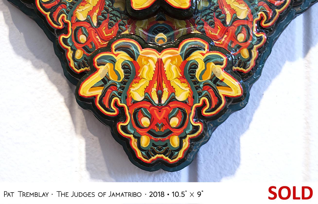 The Judges of Jamatribo
