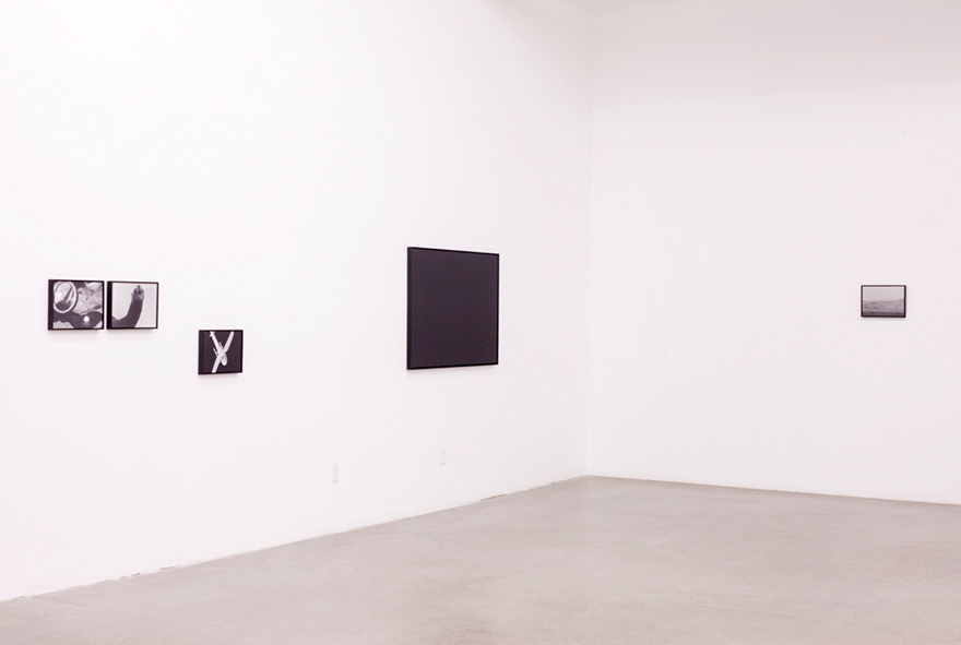 Installation view, Patrick Mikhail gallery