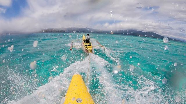 Epic shot at Manjuyod sandbar.  #gopro
