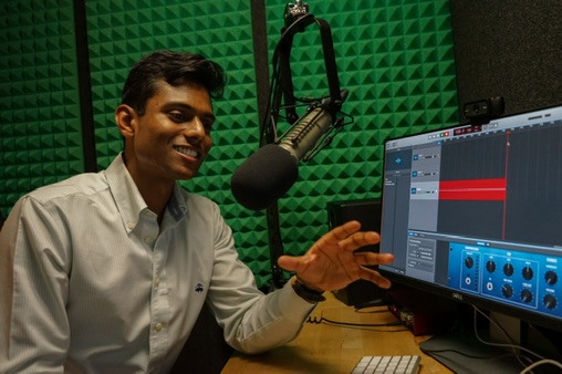The Baylor LarioT - March 31st, 2019:  Baylor University's student newspaper highlighted the podcast in print and online.