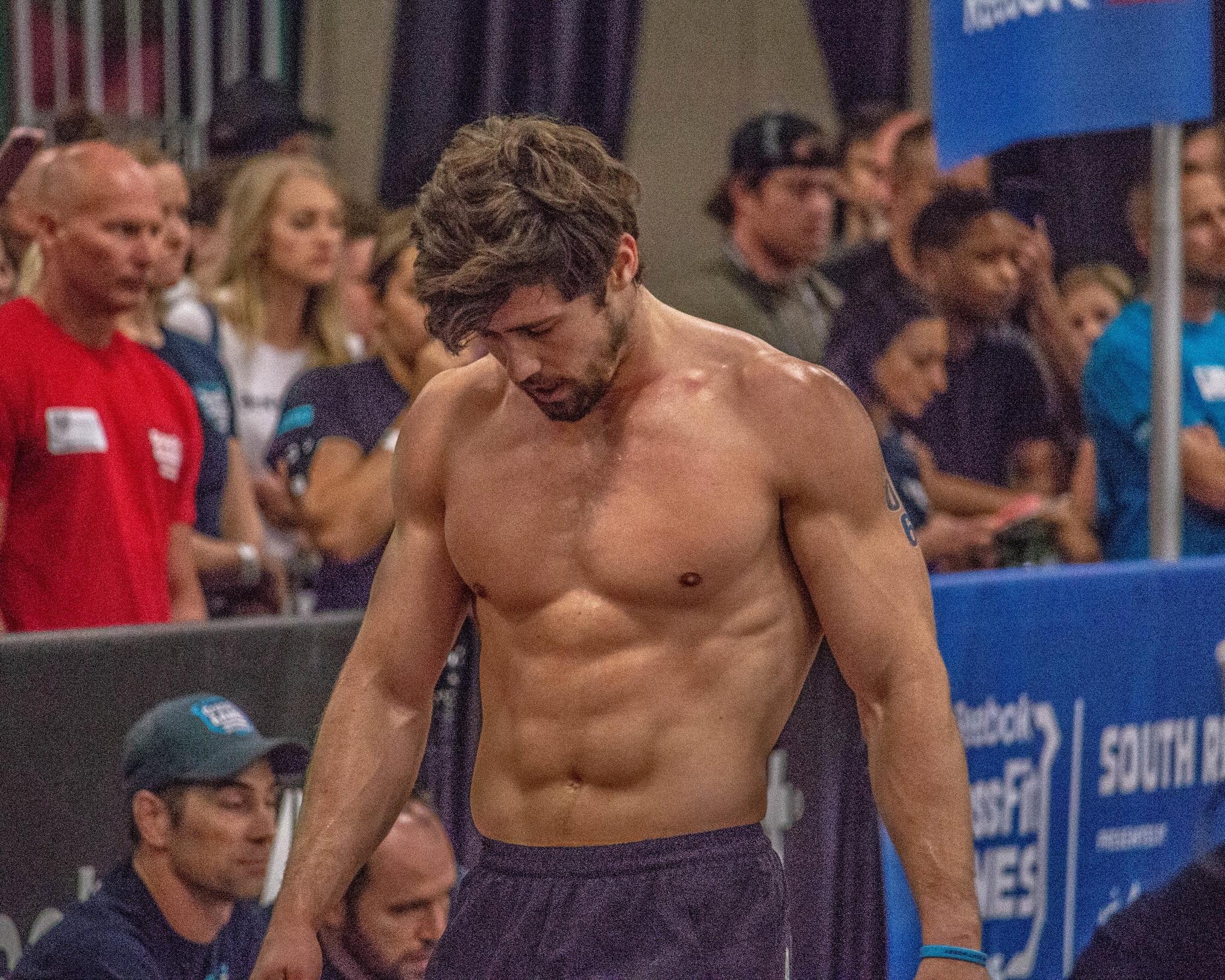 #12 Brandon Luckett: Top 25 US CrossFit Athlete -