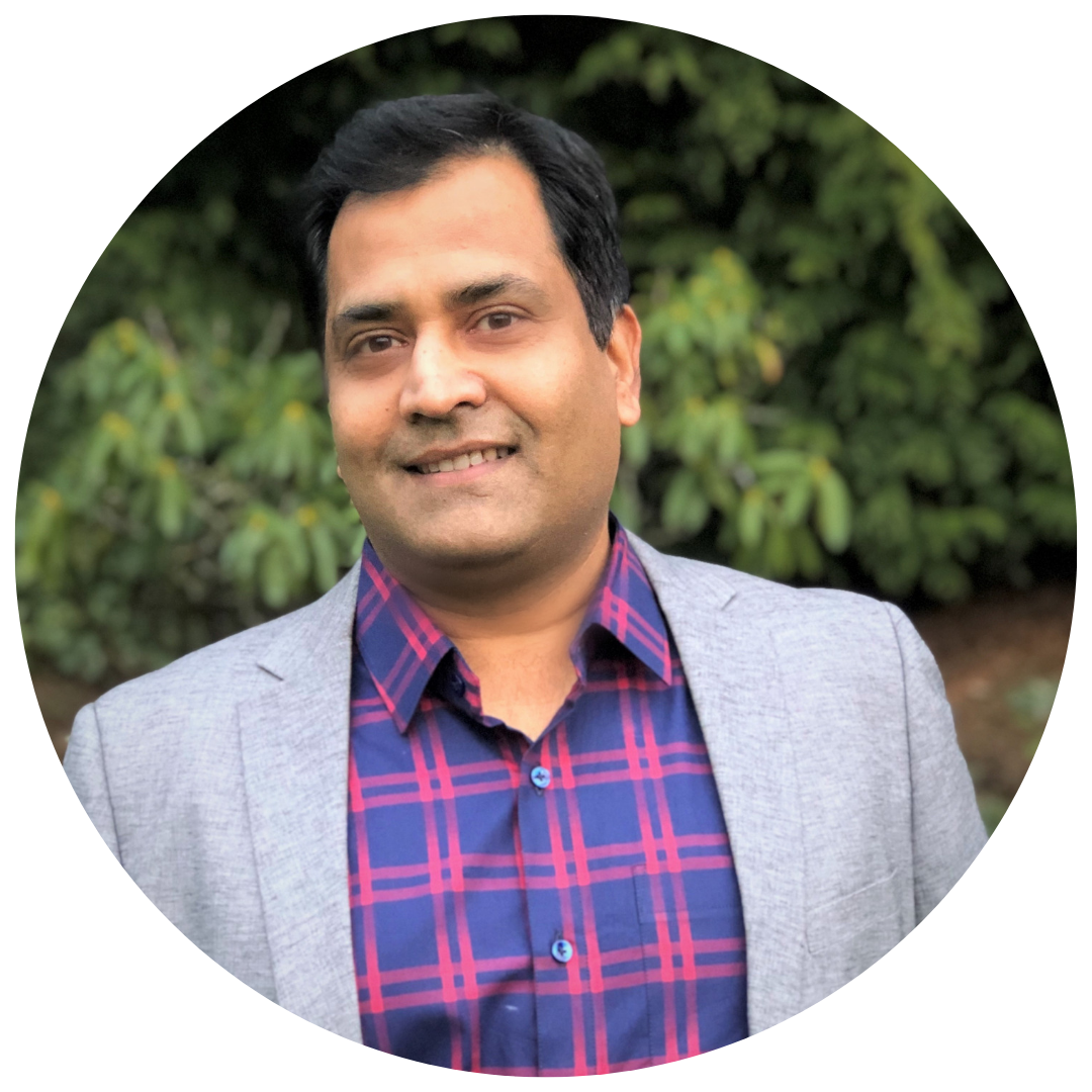 Prior to Sukhi, Sourabh has held various product development executive positions in Microsoft and other healthcare IT startups. He received his aerospace engineering degree from IIT Kanpur, and MBA from the University of WA. Sourabh is based out of Seattle, enjoys the Pacific Northwest outdoors, and is an avid golfer.