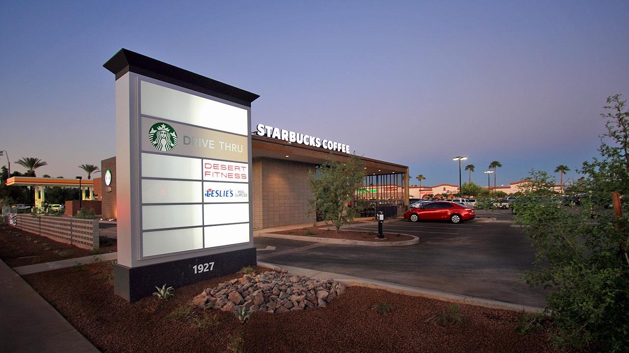 Starbucks - Mesa, Arizona