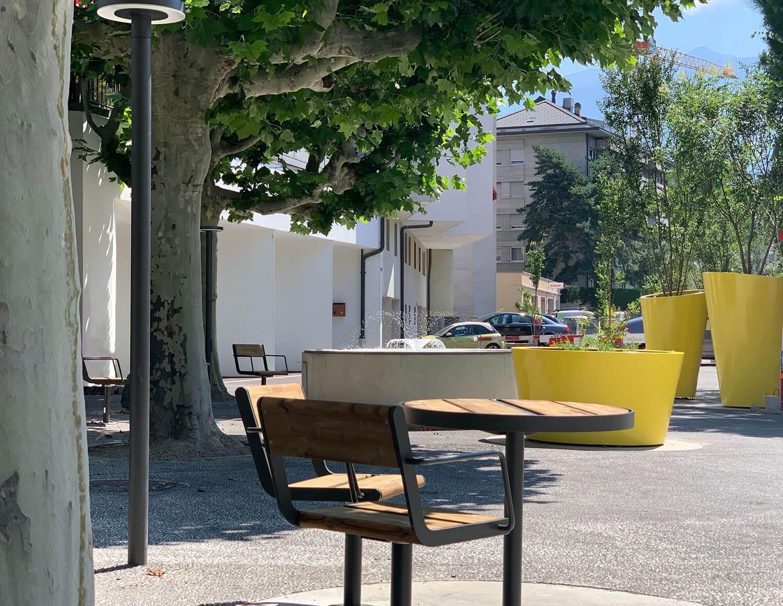 rue de Condémines Ouest | Sion