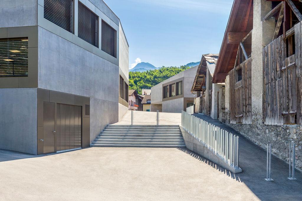 nouvelle école et uape - granges