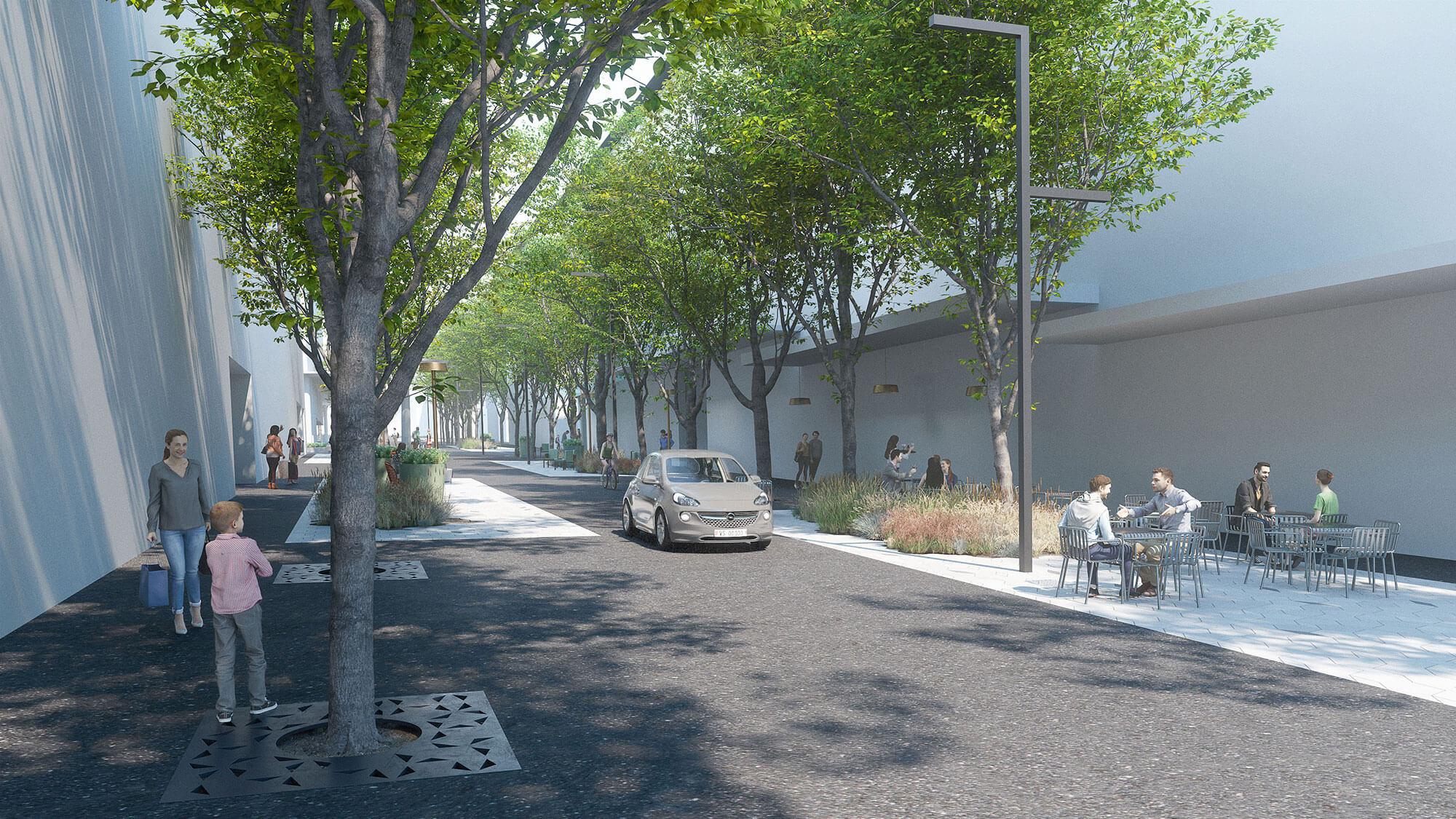 la future avenue du Midi©pixiform