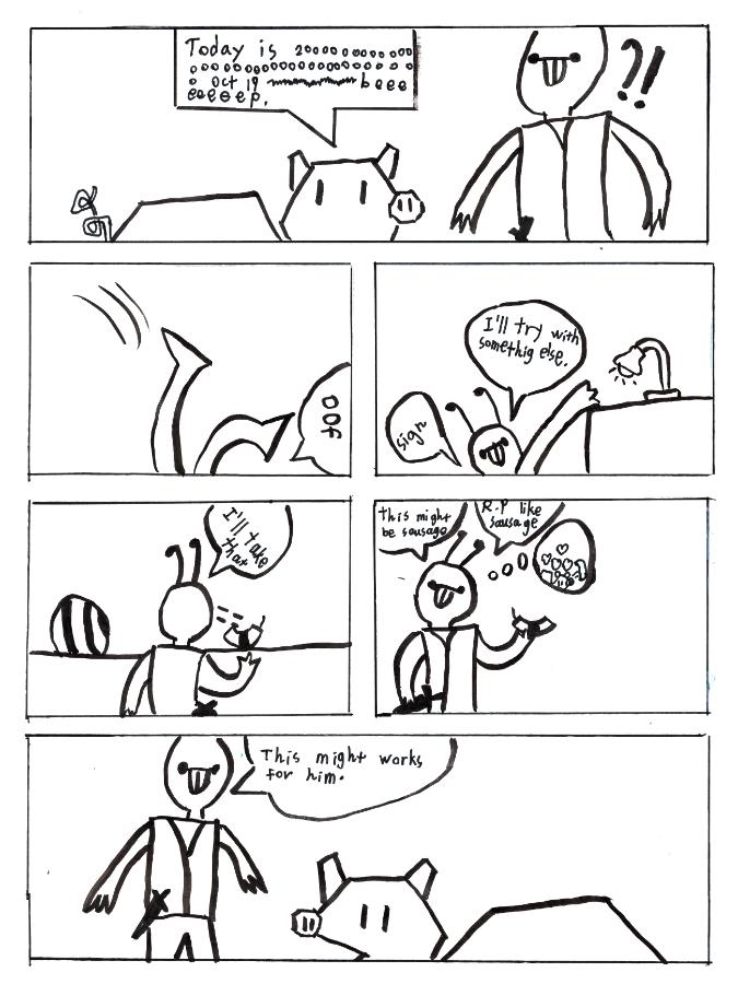 Comic by Alex