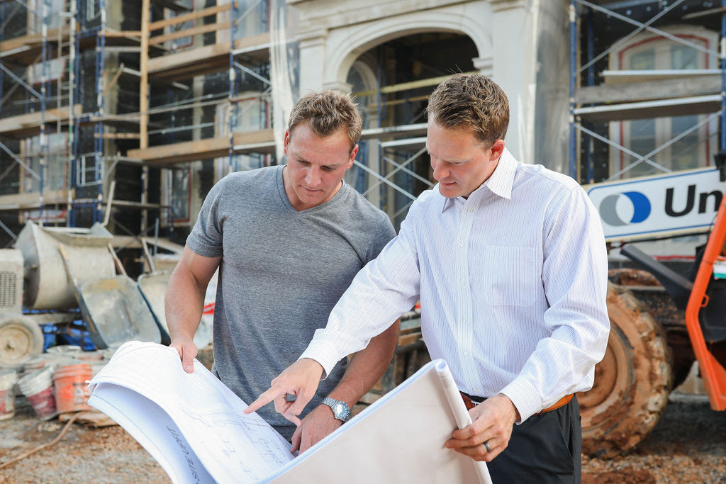 Nathan Brown & Sam Ketner, Experts in Commercial Real Estate Leasing in North Carolina