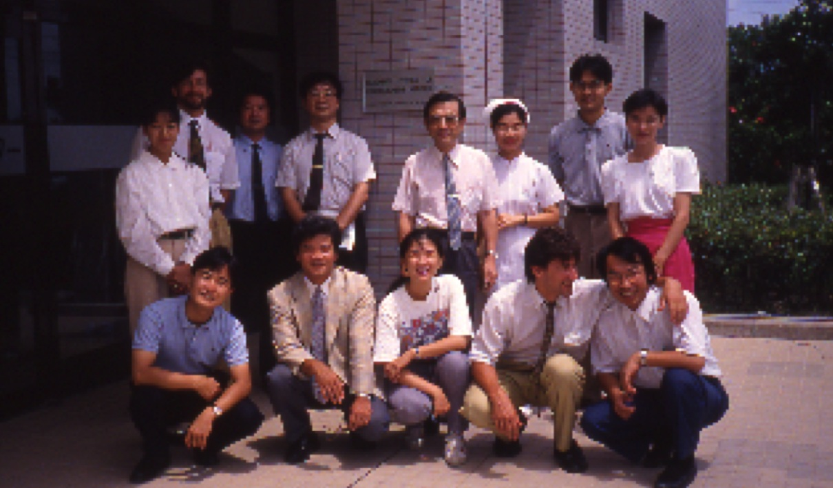 The OCS Research Team, 1994