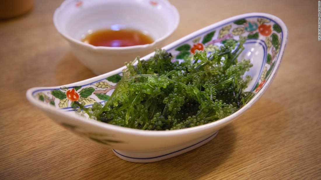 The Land of Immortals: How and what Japan's oldest population eats - CNN Chasing Life with Dr. Sanjay Gupta / Read