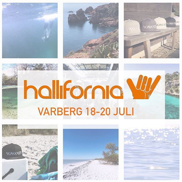 We're happy to announce that we are one of a selected few startups that will have the opportunity to present our ideas and products to the visitors of the @hallifornia festival under their startup section Silicon Halli. Big thanks to the business incubator @h5halmstad for your faith in us!  Hope to see you in Varberg this summer the 18-20th of July! . . . . . . #wawken #wawkener #snorkeling #freedive #freediving #scuba #scubadiving #onebreath #clearwater #underwater #underwaterphotography #underwaterphotographer #underwaterworld #getoutdoors #explore #explorergear #discover #discoverocean #experience #ourblueplanet#startup #visithalland #varberg #highfive #hallifornia #hallifornia2019