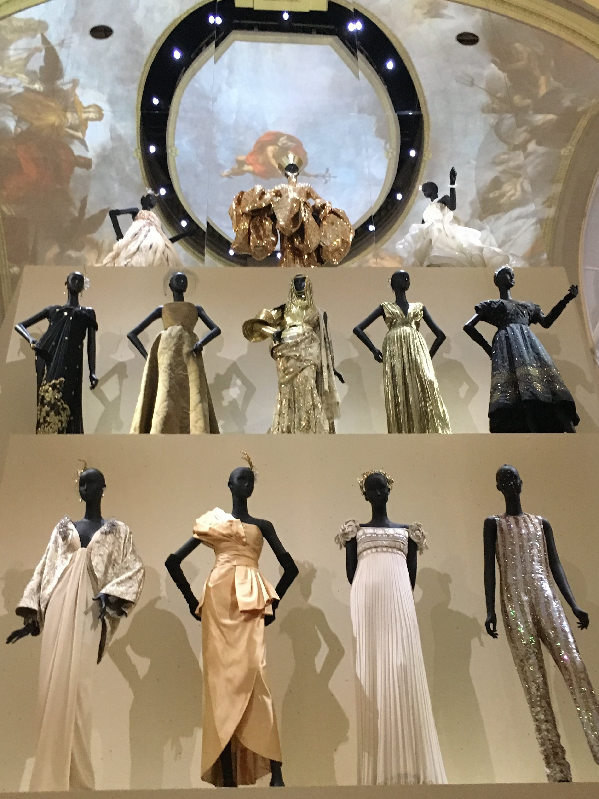 Christian Dior Exhibit by Sewing Tidbits