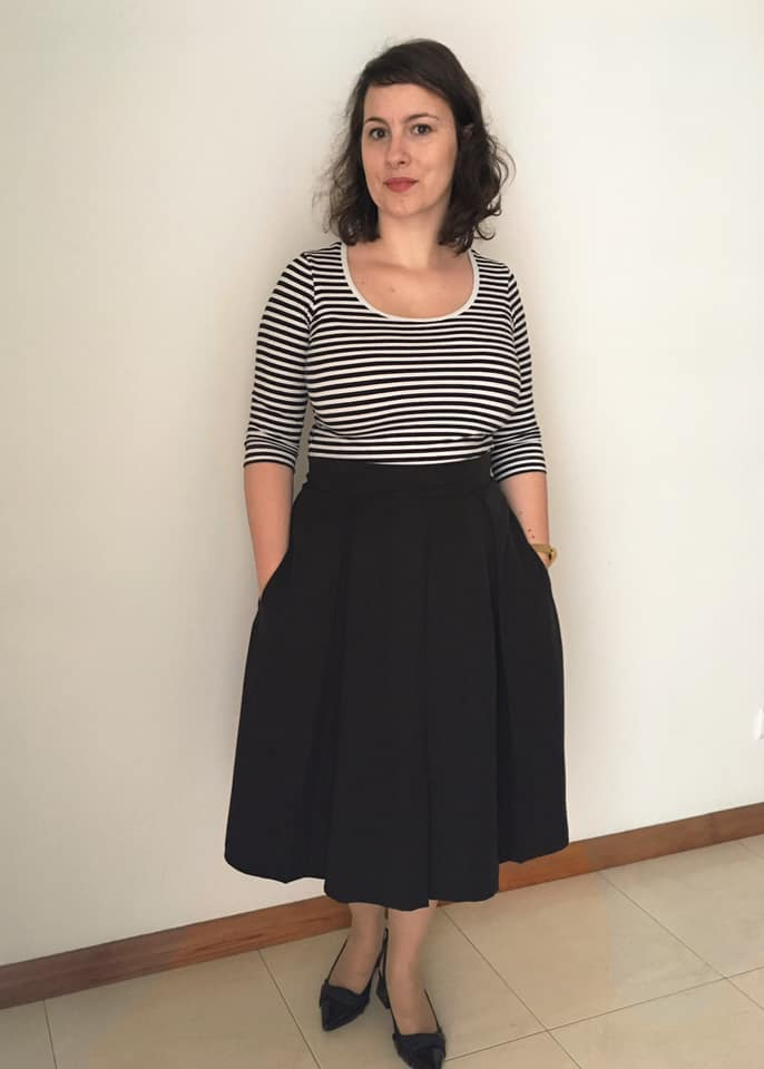 Just Patterns Stephanie Skirt by IsaRibeiro 2.jpg