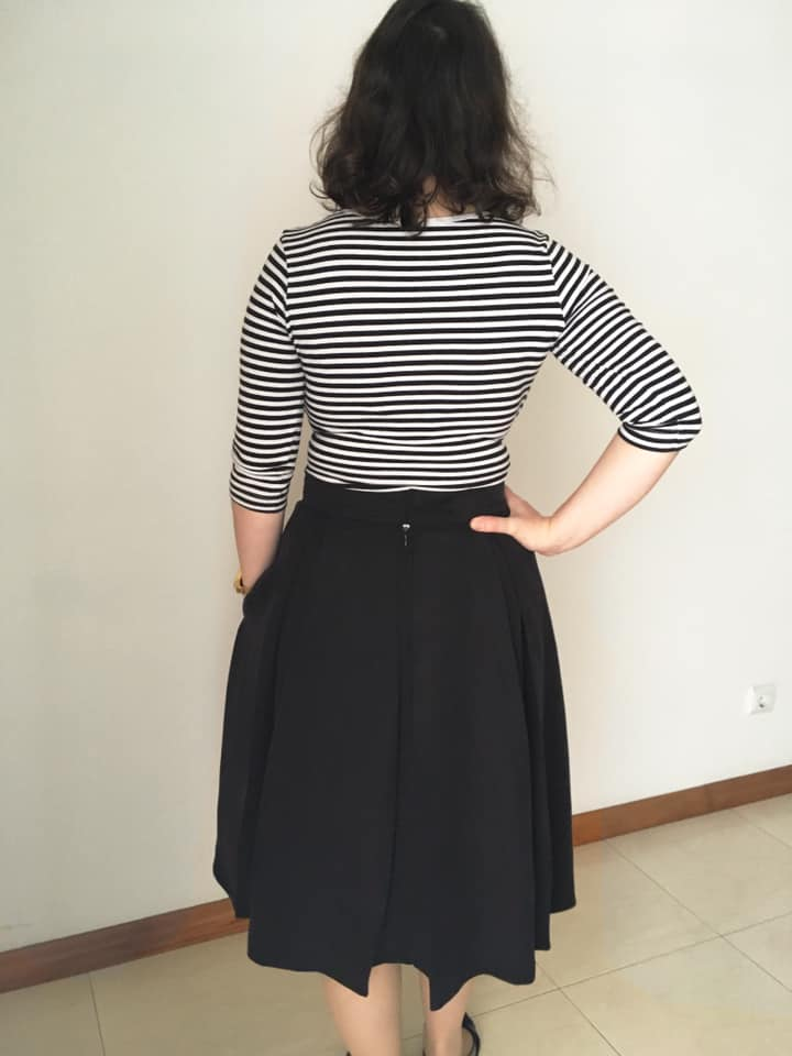Just Patterns Stephanie Skirt by IsaRibeiro 3.jpg