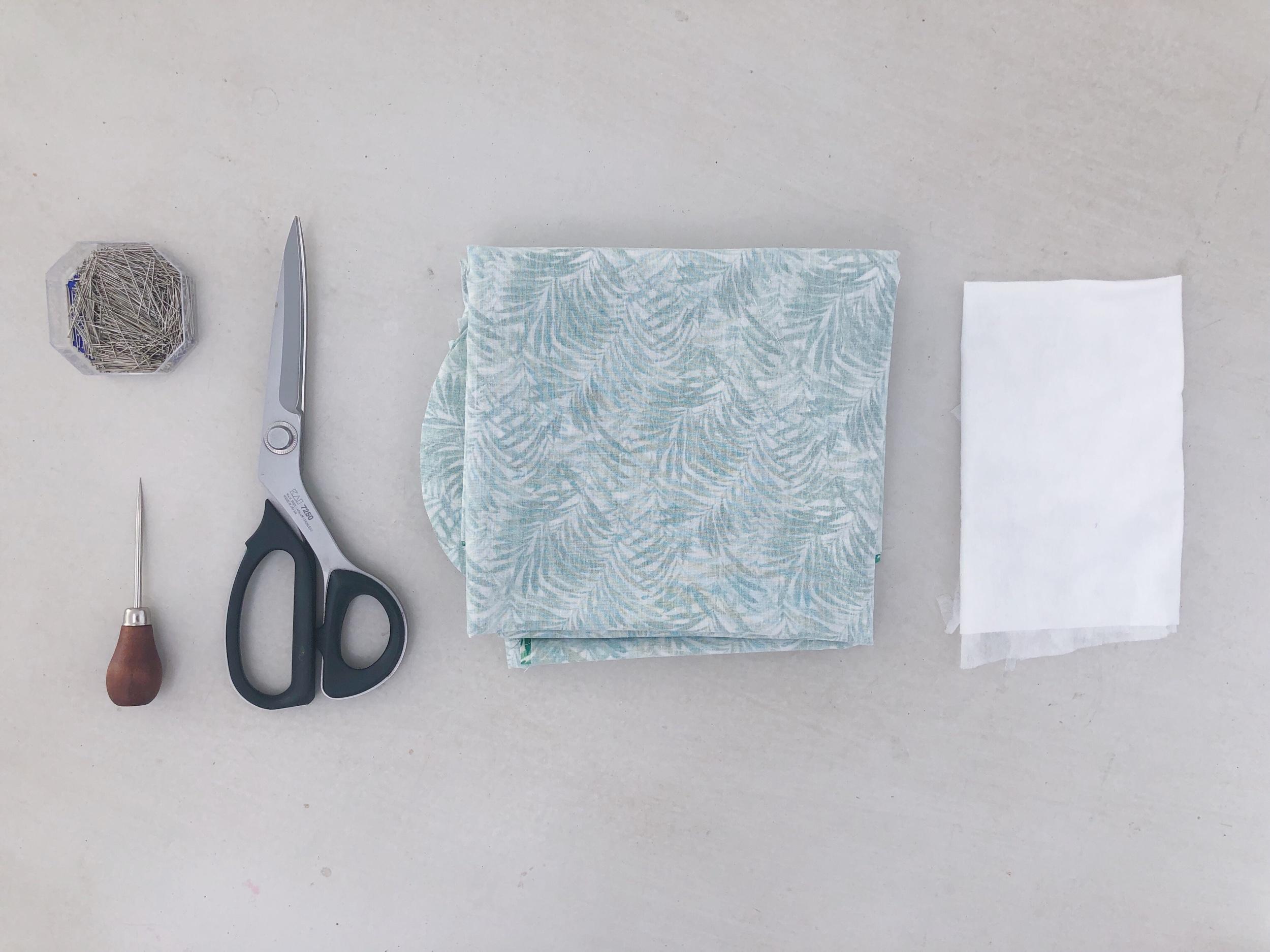 Just Patterns Stephanie Skirt sewalong tools