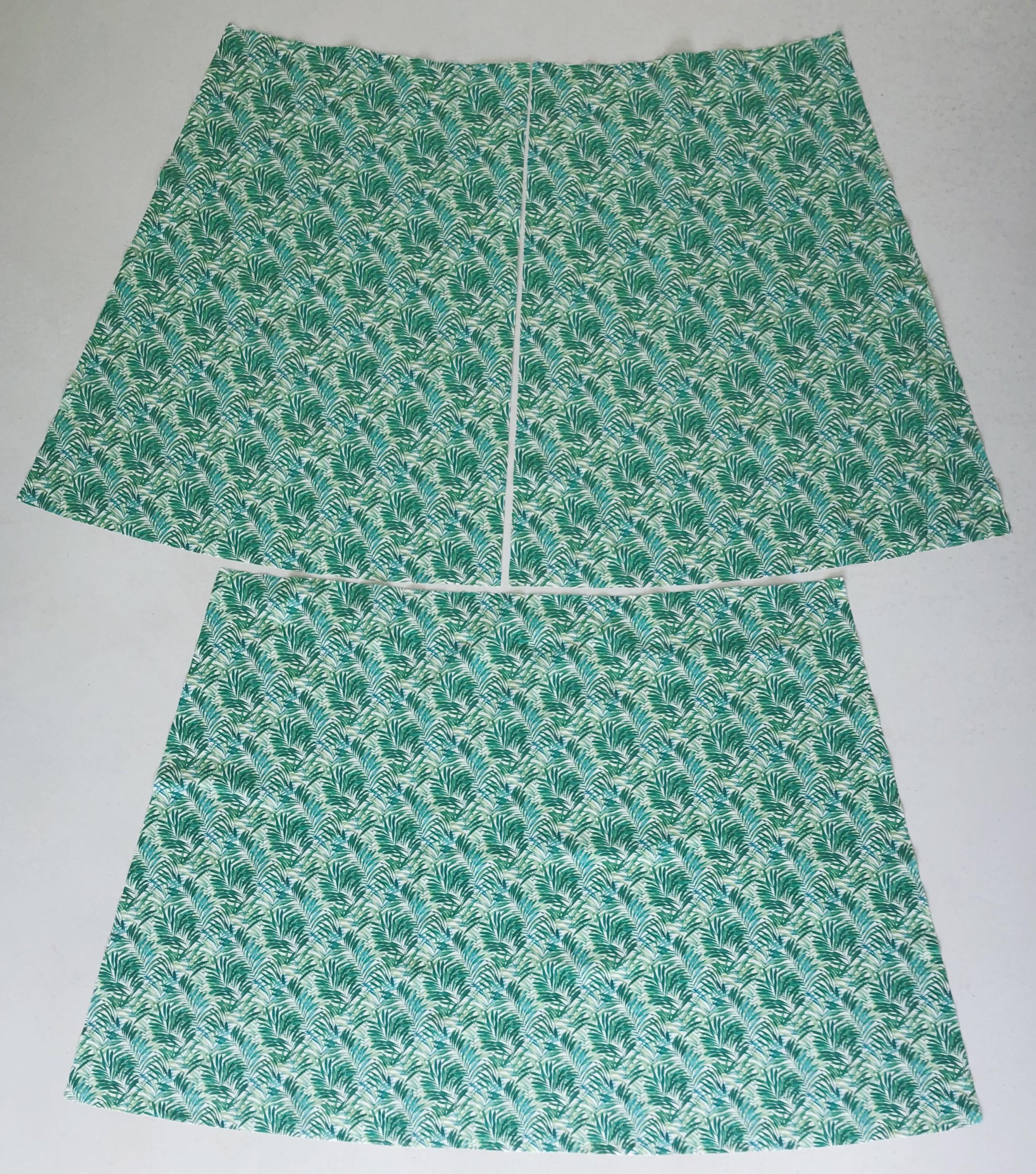 Just Patterns Stephanie Skirt sewalong skirt 34