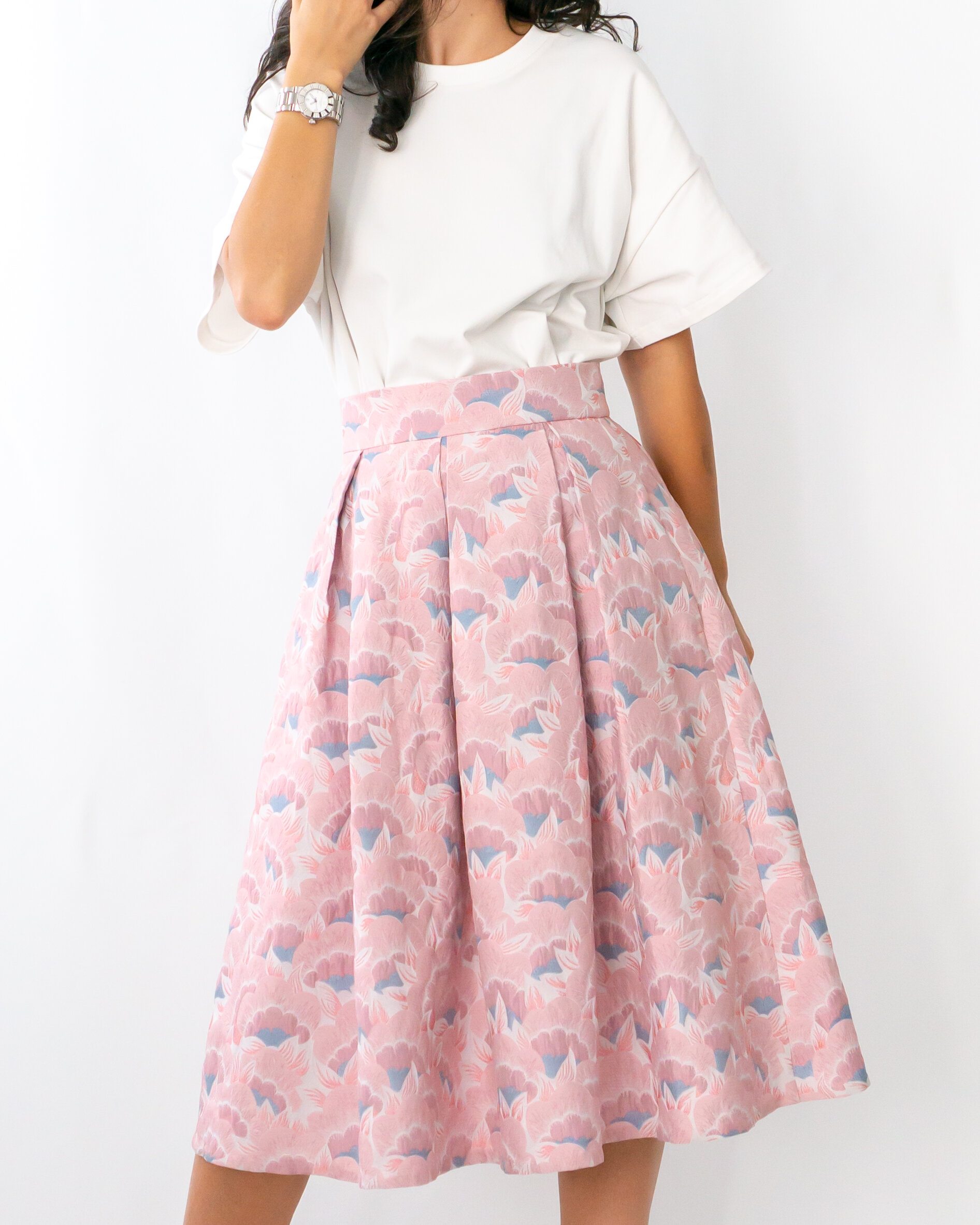 Stephanie Skirt Pdf Sewing Pattern Just Patterns