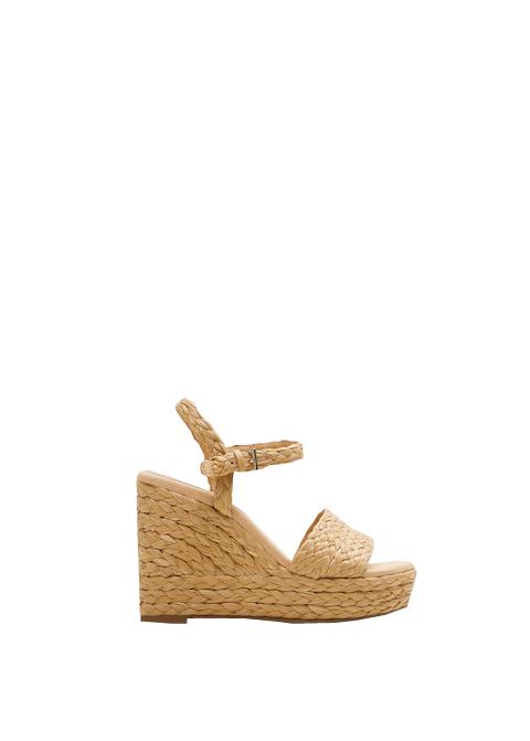 MANGO Platform Sandal