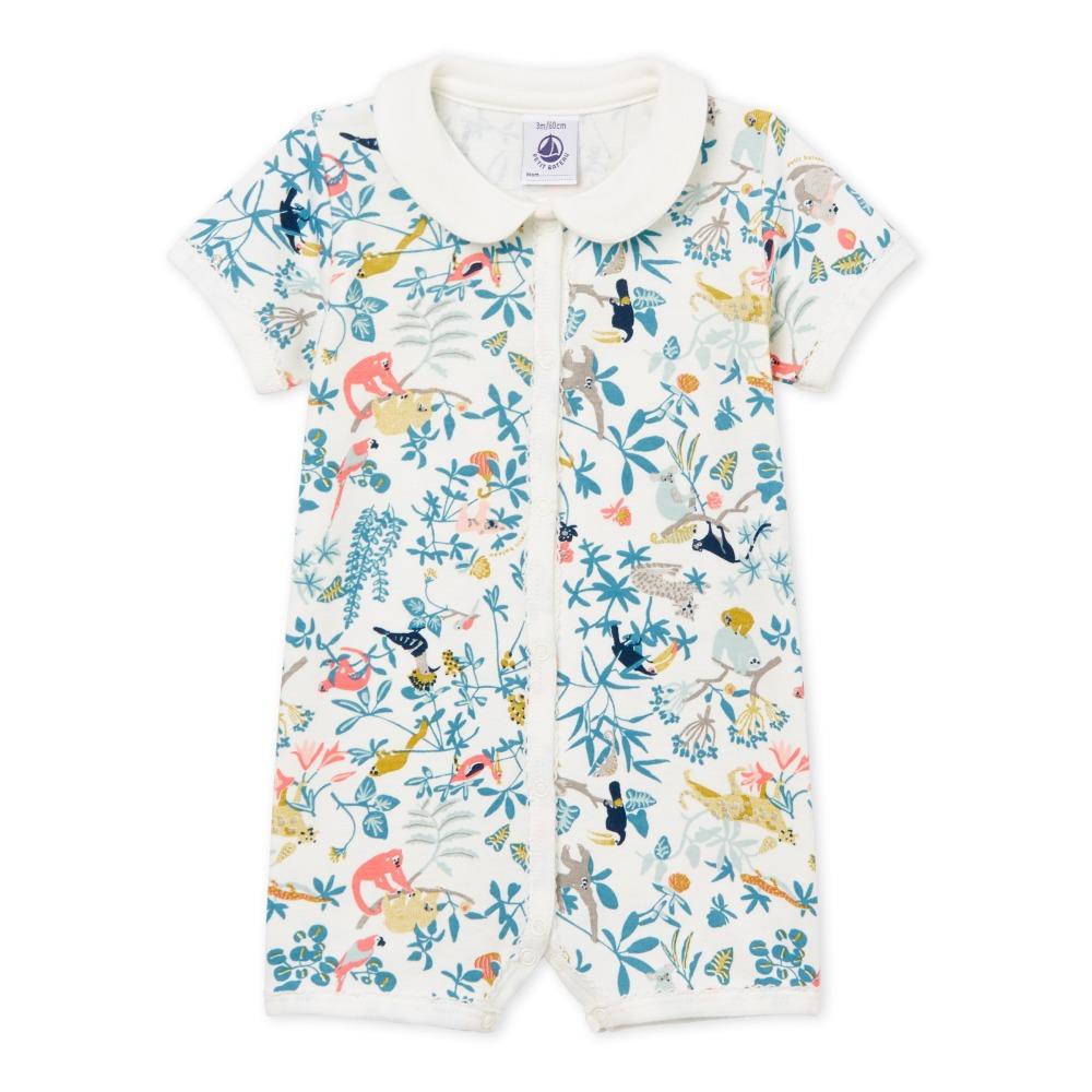PETIT BATEAU Bibou pyjamas White