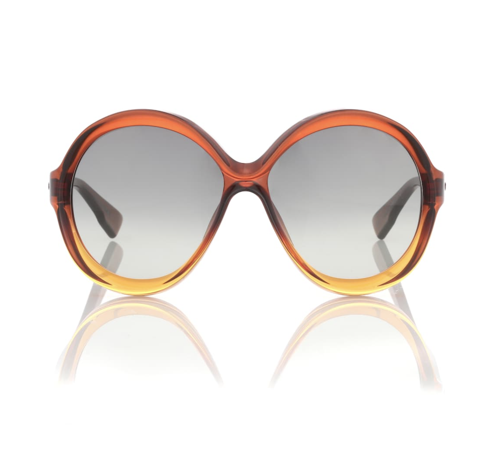DIOR SUNGLASSES DiorBianca oversized sunglasses