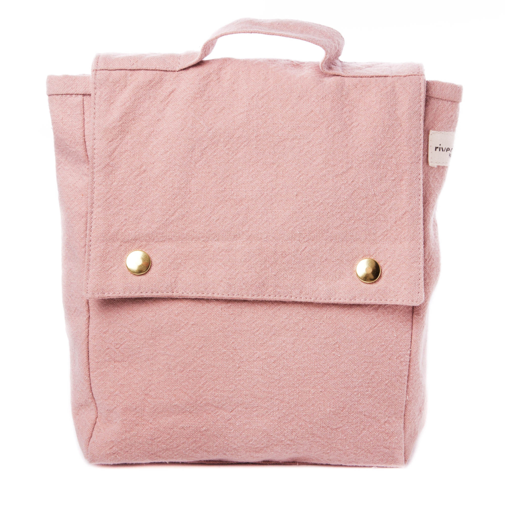 RIVE DROITE Recycled Cotton Backpack