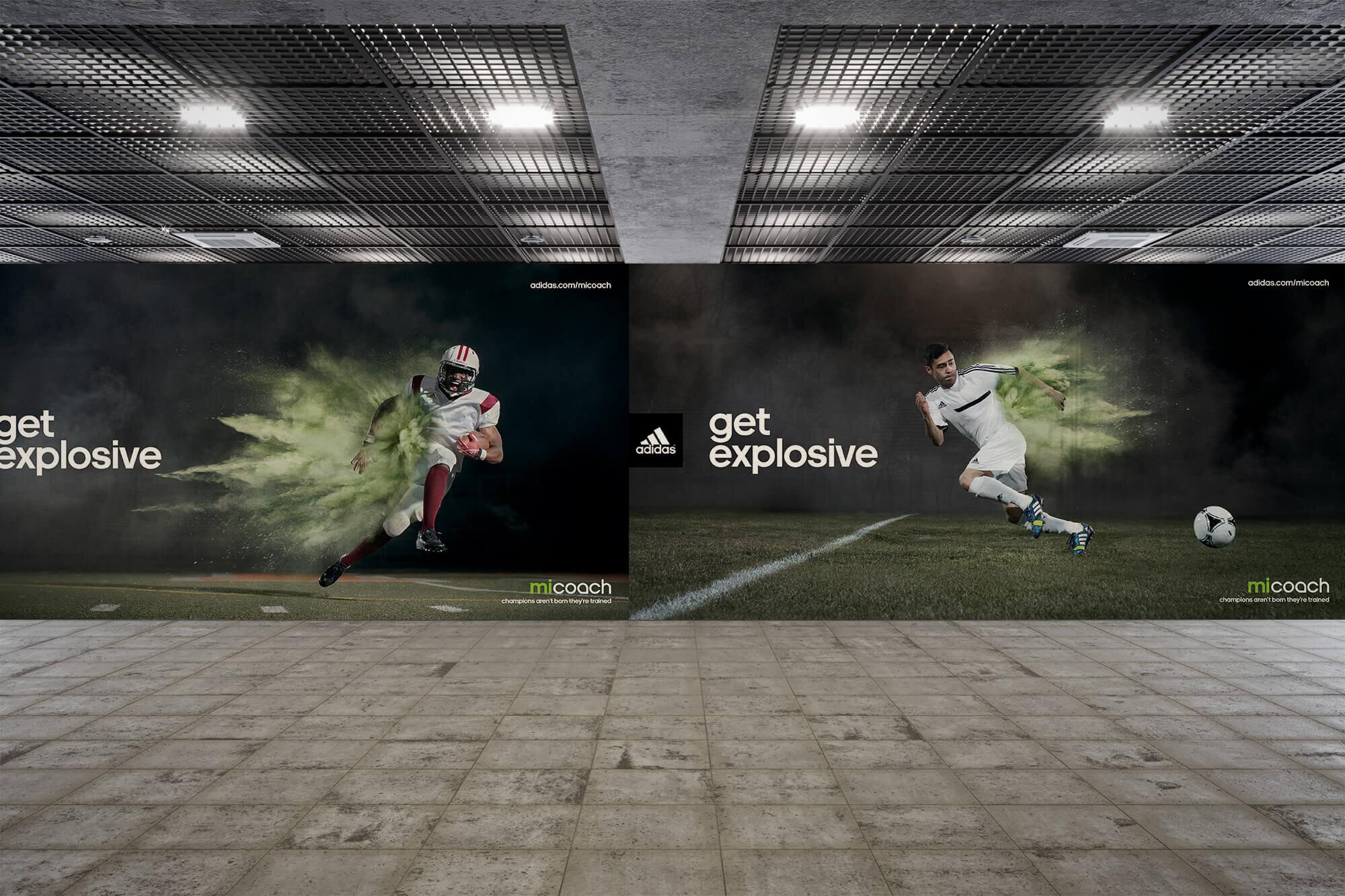 Adidas MiCoach   Training Technology