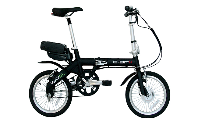 FOLDING BIKES - View our selection of unique and intelligent folding electric bikes from Wayel, ROK and Italwin