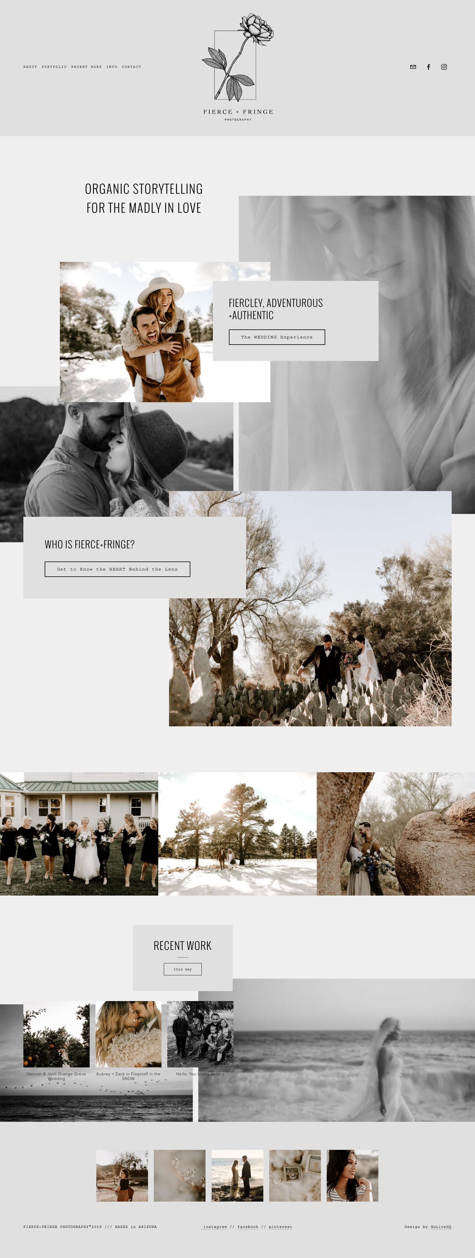 Fierce + Fringe Photography