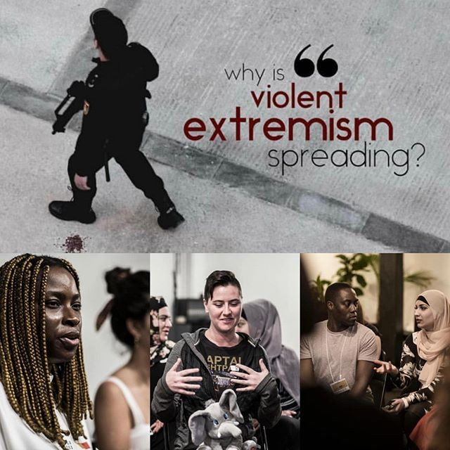 "After last month's devastating events in Christchurch, we feel it's time to talk.⁣⠀⁣ •⁣⠀⁣ Tickets are now available for Taboo Talk's April 29 event: ""Why is violent extremism spreading?"". Come along and join this important conversation. Let's seek to understand how we can end the violence.⁣⠀⁣ •⁣⠀⁣ Book your ticket at the link in @taboo_talk's bio⁣⠀⁣ •⁣⠀⁣⠀⁣⠀⁣ •⁣⠀⁣⠀⁣⠀⁣ •⁣⠀⁣⠀⁣ #sydney #talk #sydneytalks #community #communityengagement #controversy #taboo #elephantintheroom #speakup #speak #group #groupdiscussion #roundtable #open #brave #diverse #different #challenging #openminded #opinions #perspective #thoughtprovoking #news #currentaffairs⁣⠀"