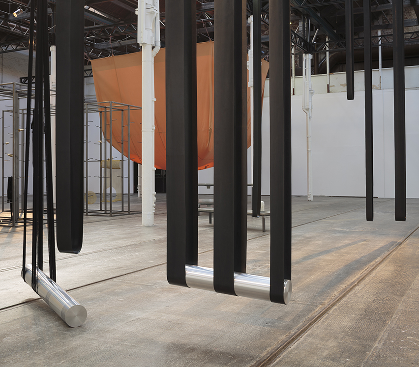 Claire Barclay