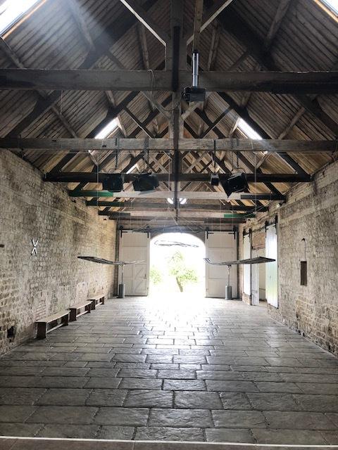 The Main Barn
