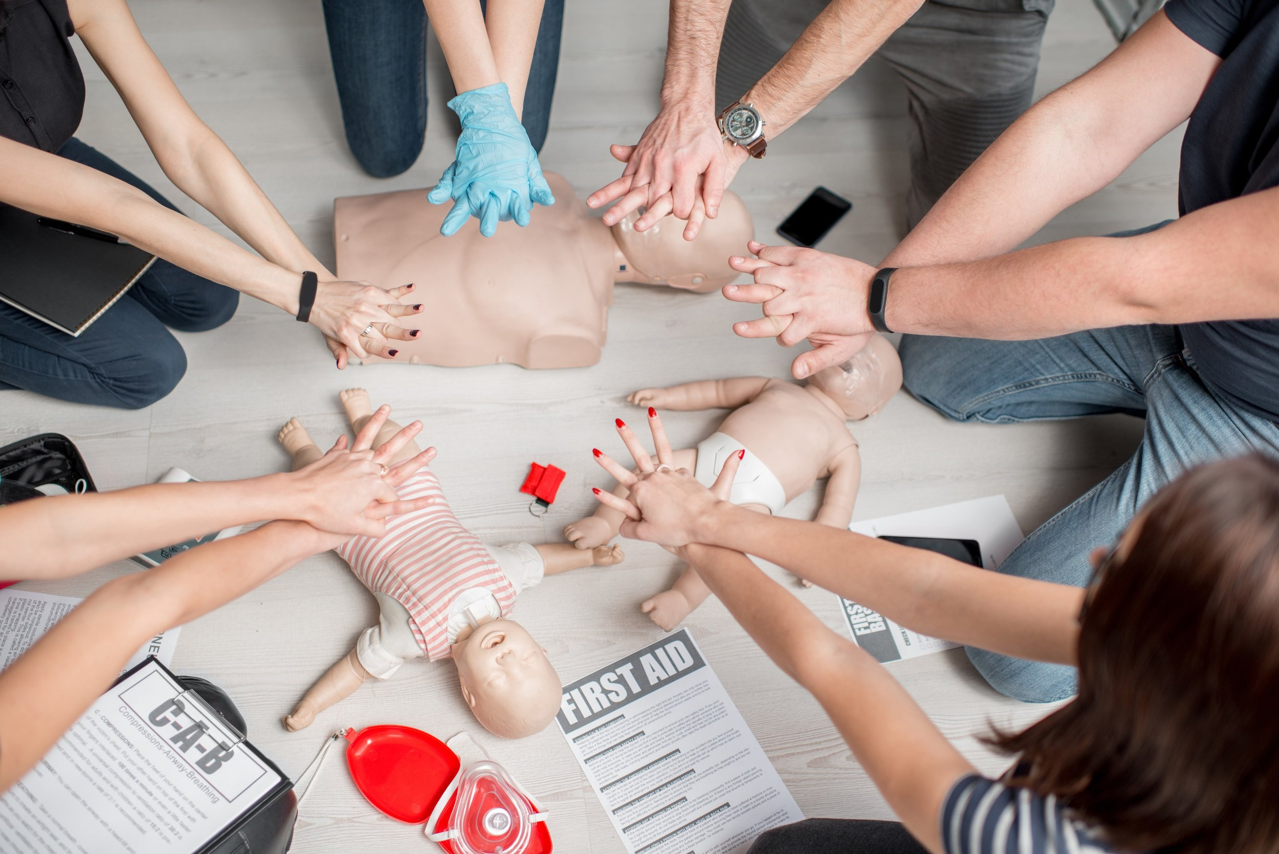 First Aid at Work - The three day QA Level 3 Award in First Aid at Work (RQF) is a regulated and nationally recognised qualification, specifically designed for those who are appointed to act as a first aider.