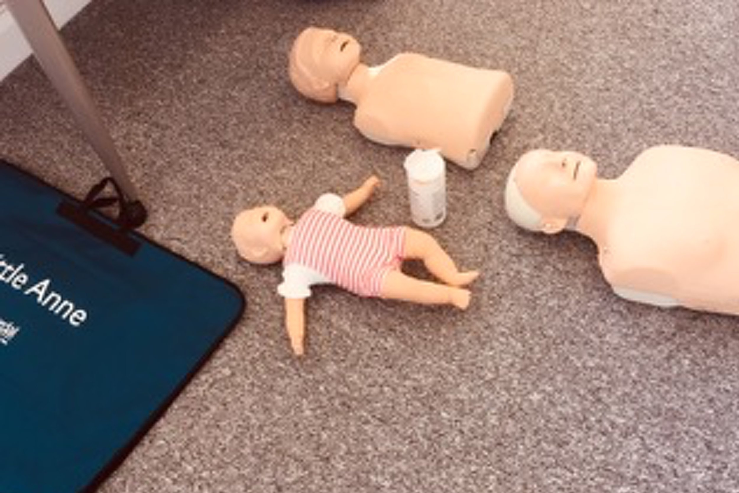 First Aid at Work and Paediatric First Aid - Combining the QA Level 3 Award in First Aid at Work (RQF) and the QA Level 3 Award in Paediatric First Aid (RQF) into 3 extended days of classroom learning.