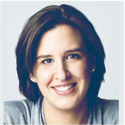 Sarah Fulford, Editor-in-Chief of Toronto Life