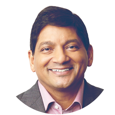 Deepak Khandelwal, Chief Client Experience Officer of CIBC