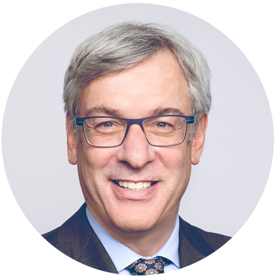 Dave McKay, President and CEO of RBC